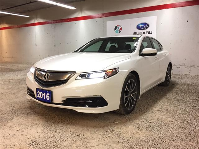 2016 Acura TLX Tech (Stk: P237) in Newmarket - Image 1 of 19