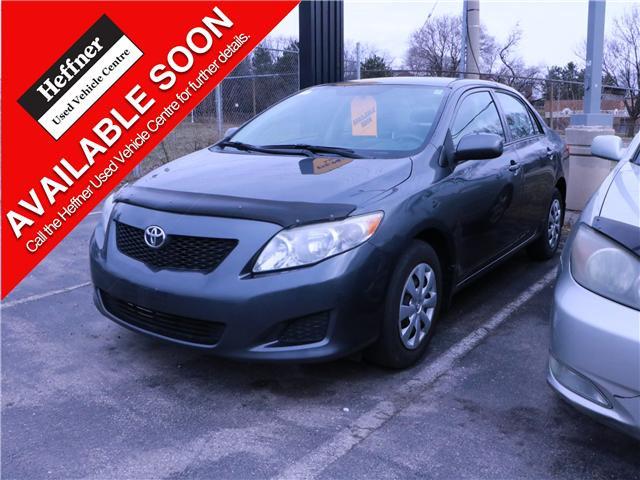 2010 Toyota Corolla CE (Stk: 195261) in Kitchener - Image 1 of 1
