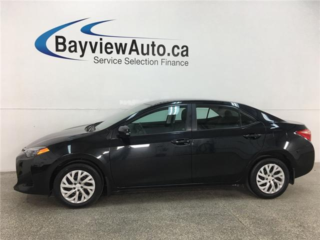 2017 Toyota Corolla LE (Stk: 33637RA) in Belleville - Image 1 of 24