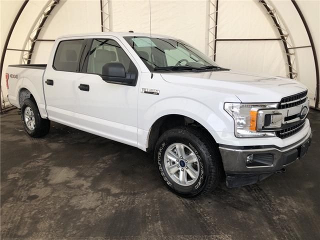2018 Ford F-150  (Stk: IU1389R) in Thunder Bay - Image 1 of 12