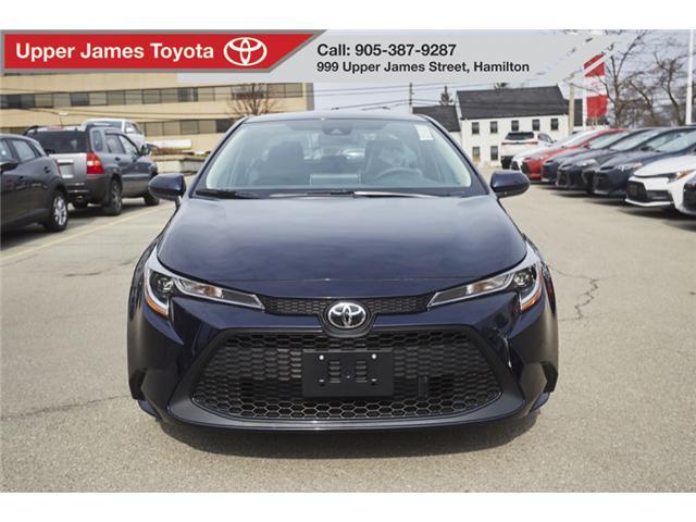 2020 Toyota Corolla LE (Stk: 200007) in Hamilton - Image 4 of 16