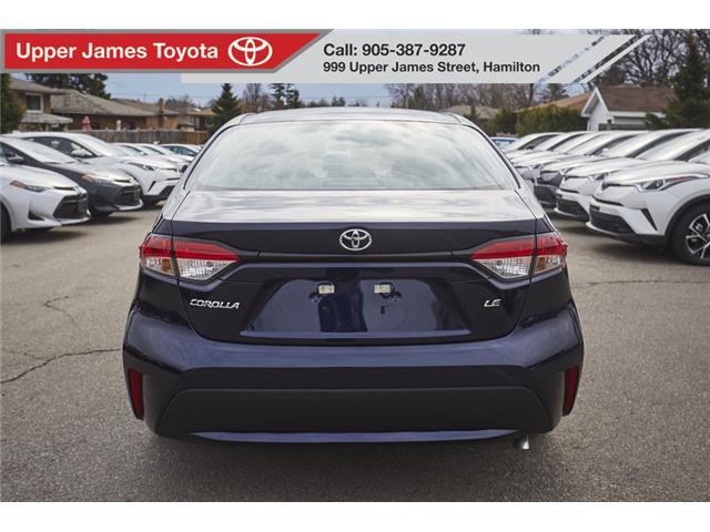 2020 Toyota Corolla LE (Stk: 200007) in Hamilton - Image 6 of 16