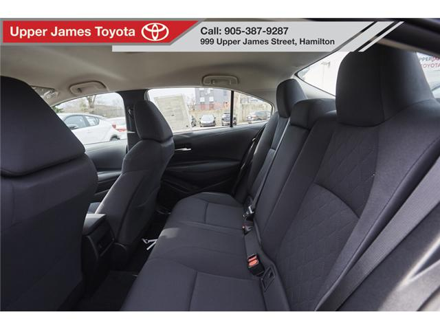 2020 Toyota Corolla LE (Stk: 200007) in Hamilton - Image 9 of 16