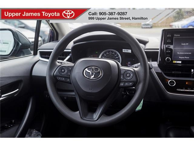 2020 Toyota Corolla LE (Stk: 200007) in Hamilton - Image 12 of 16