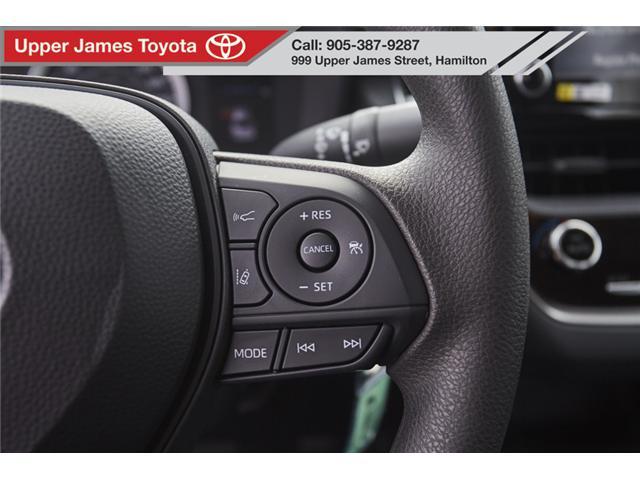 2020 Toyota Corolla LE (Stk: 200007) in Hamilton - Image 15 of 16
