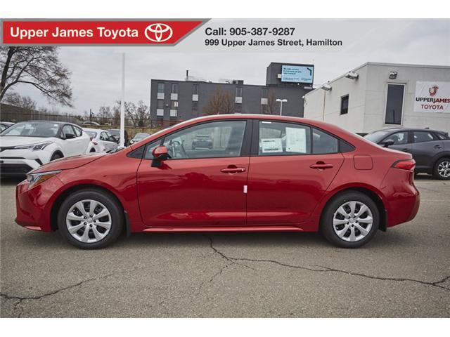 2020 Toyota Corolla LE (Stk: 200005) in Hamilton - Image 2 of 16
