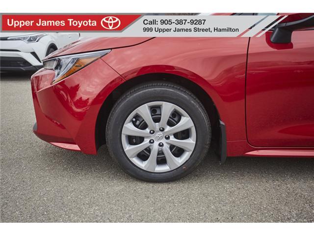 2020 Toyota Corolla LE (Stk: 200005) in Hamilton - Image 3 of 16
