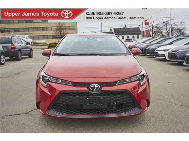2020 Toyota Corolla LE (Stk: 200005) in Hamilton - Image 4 of 16