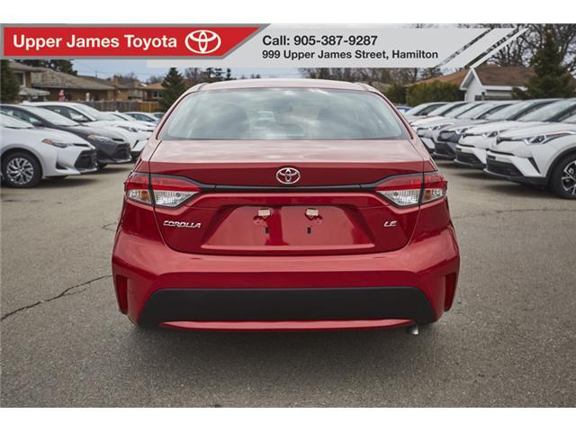 2020 Toyota Corolla LE (Stk: 200005) in Hamilton - Image 6 of 16