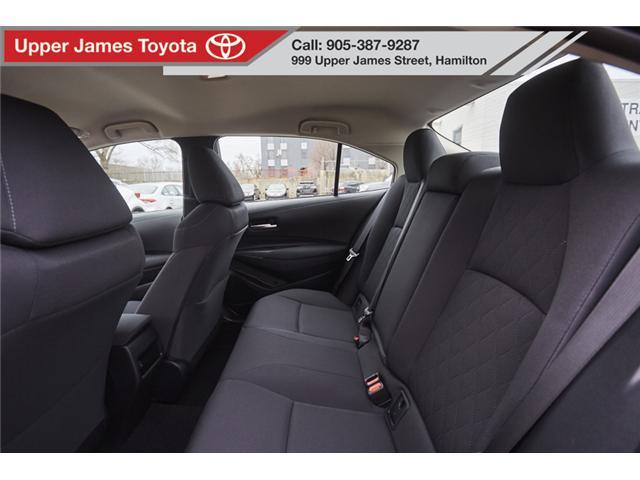 2020 Toyota Corolla LE (Stk: 200005) in Hamilton - Image 9 of 16