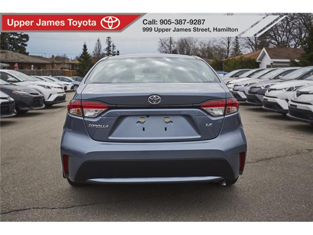 2020 Toyota Corolla LE (Stk: 200004) in Hamilton - Image 6 of 18