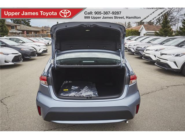 2020 Toyota Corolla LE (Stk: 200004) in Hamilton - Image 7 of 18