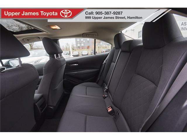2020 Toyota Corolla LE (Stk: 200004) in Hamilton - Image 9 of 18