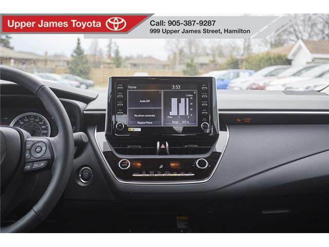 2020 Toyota Corolla LE (Stk: 200004) in Hamilton - Image 11 of 18