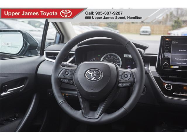 2020 Toyota Corolla LE (Stk: 200004) in Hamilton - Image 13 of 18