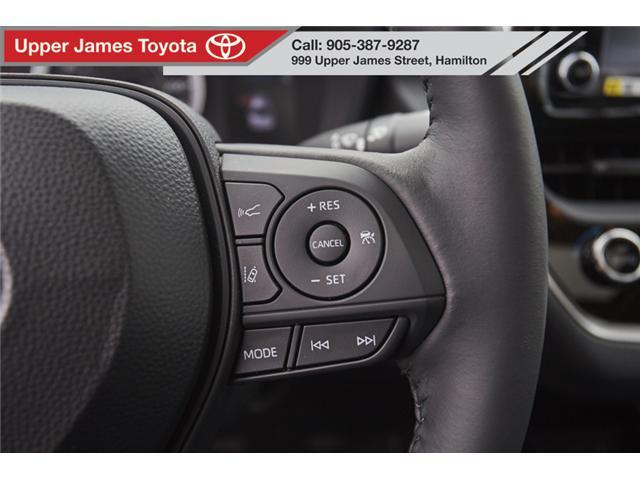 2020 Toyota Corolla LE (Stk: 200004) in Hamilton - Image 16 of 18