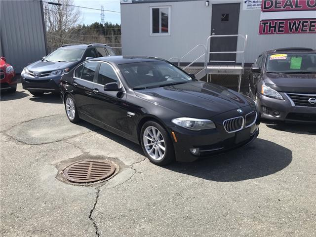2012 BMW 535i xDrive (Stk: ) in Lower Sackville - Image 1 of 8