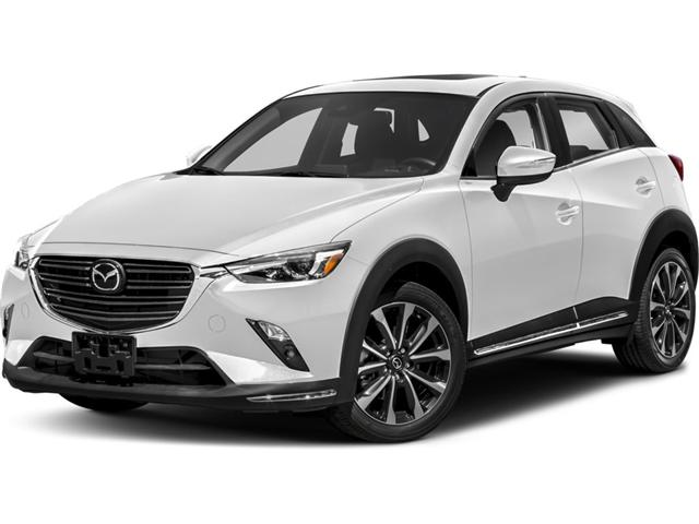 2019 Mazda CX-3 GT (Stk: N4278) in Calgary - Image 1 of 1
