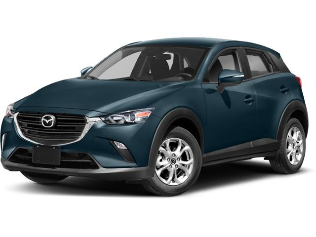 2019 Mazda CX-3 GS (Stk: N4746) in Calgary - Image 1 of 12