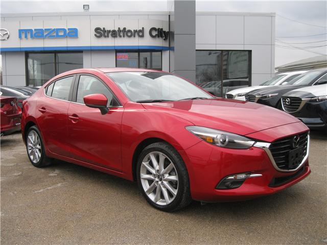 2017 Mazda Mazda3 GT (Stk: 18273A) in Stratford - Image 1 of 27
