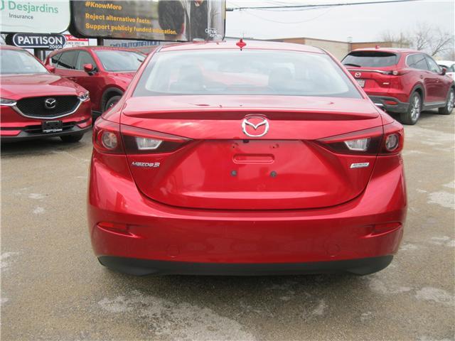2017 Mazda Mazda3 GT (Stk: 18273A) in Stratford - Image 4 of 27