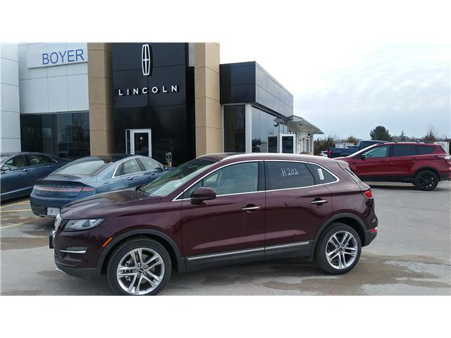 2019 Lincoln MKC Reserve (Stk: L1231) in Bobcaygeon - Image 1 of 28