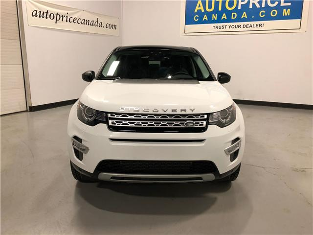 2016 Land Rover Discovery Sport HSE LUXURY (Stk: B0242) in Mississauga - Image 2 of 30