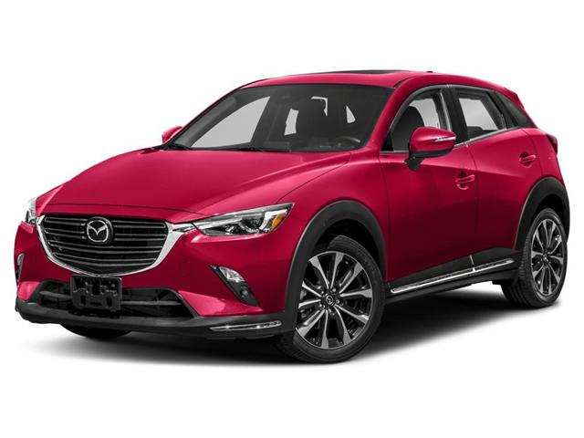 2019 Mazda CX-3 GT (Stk: N4524) in Calgary - Image 1 of 6