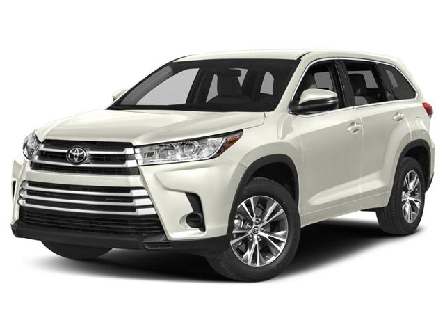 2019 Toyota Highlander LE AWD Convenience Package for sale in