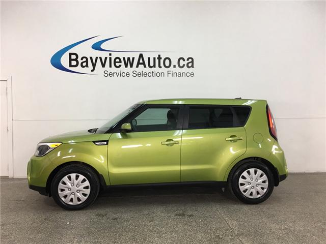 2015 Kia Soul LX (Stk: 34585J) in Belleville - Image 1 of 25