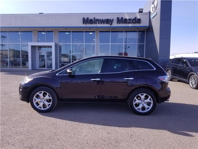 2011 Mazda CX-7 GT (Stk: M19125A) in Saskatoon - Image 1 of 24