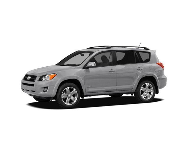 2010 Toyota RAV4 Base (Stk: 190108A) in Edmonton - Image 1 of 1