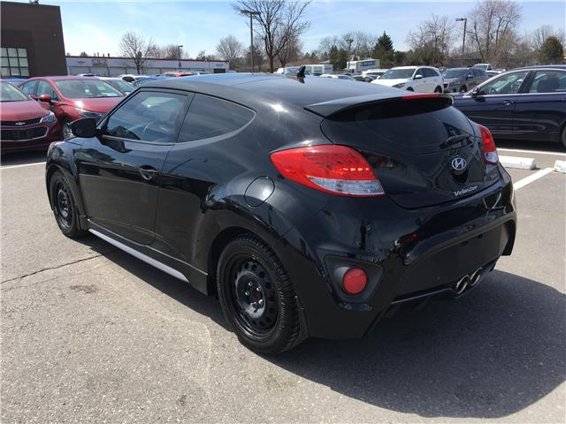 2016 Hyundai Veloster Turbo (Stk: 16-00091) in Brampton - Image 7 of 28