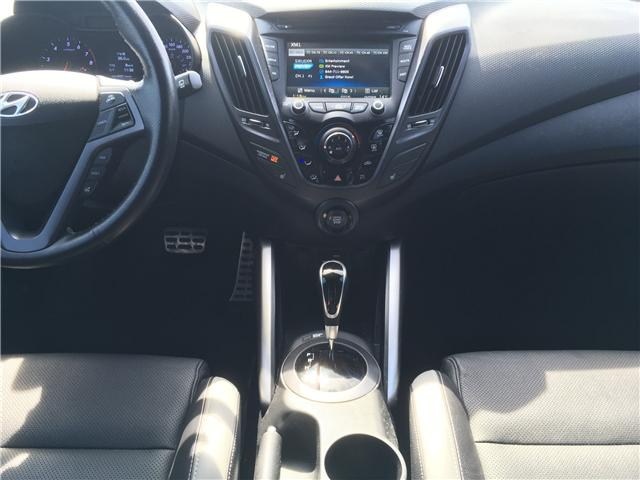 2016 Hyundai Veloster Turbo (Stk: 16-00091) in Brampton - Image 23 of 28
