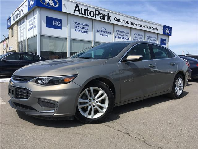 2018 Chevrolet Malibu LT (Stk: 18-03035) in Brampton - Image 1 of 26