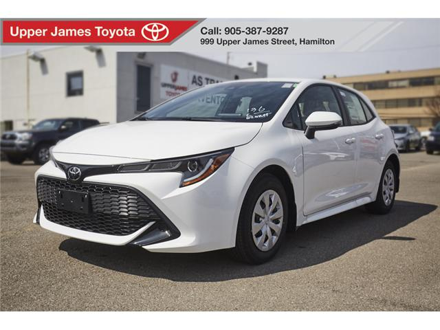 2019 Toyota Corolla Hatchback Base (Stk: 190490) in Hamilton - Image 1 of 16