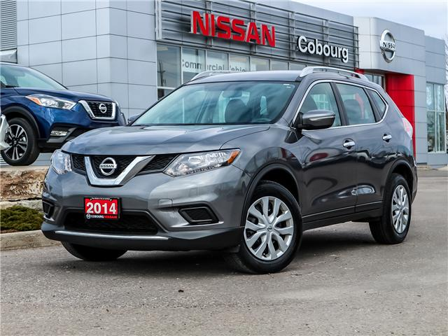 2014 Nissan Rogue S (Stk: JC702248A) in Cobourg - Image 1 of 27