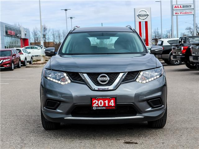 2014 Nissan Rogue S (Stk: JC702248A) in Cobourg - Image 2 of 27
