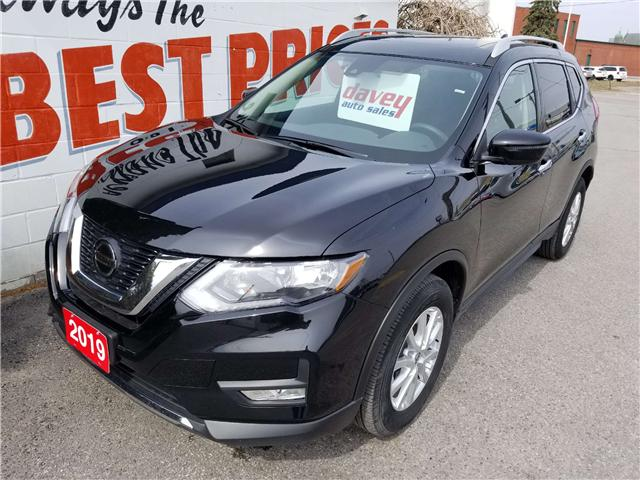 2019 Nissan Rogue SV (Stk: 19-253) in Oshawa - Image 1 of 15