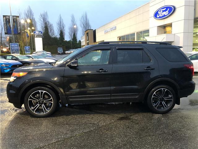 2015 Ford Explorer Sport (Stk: OP19127) in Vancouver - Image 2 of 26