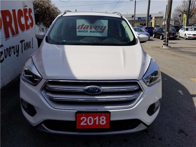 2018 Ford Escape Titanium (Stk: 19-123A) in Oshawa - Image 2 of 16