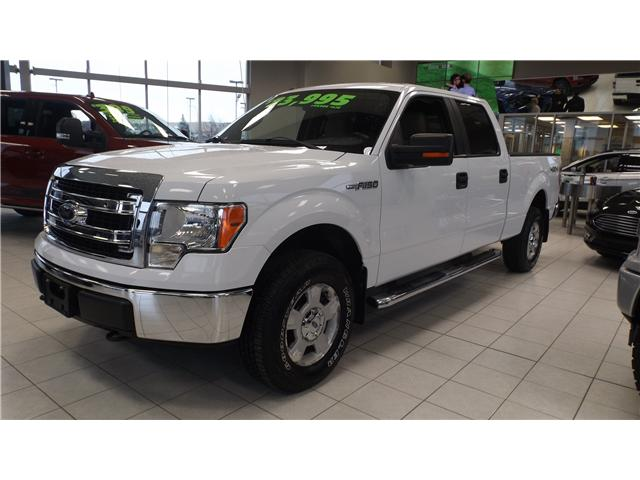 2013 Ford F-150 XLT (Stk: 19-4371) in Kanata - Image 1 of 11