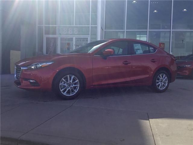 2018 Mazda Mazda3 GS (Stk: N4146) in Calgary - Image 1 of 4