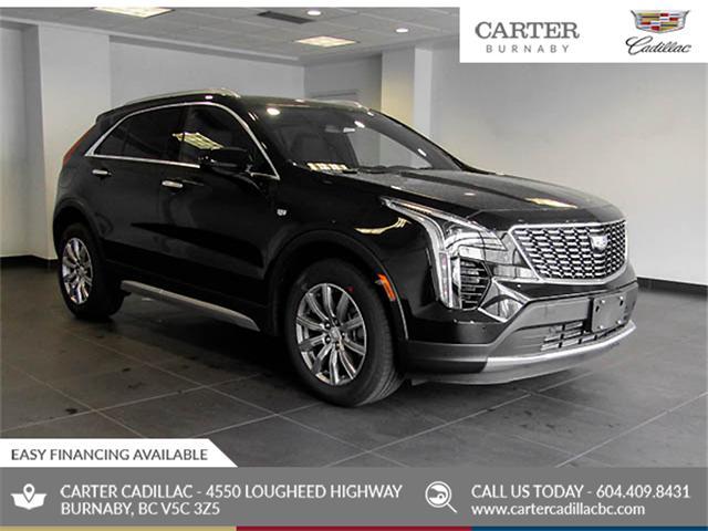 2019 Cadillac XT4 Premium Luxury (Stk: C9-04130) in Burnaby - Image 1 of 23