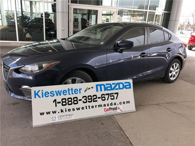 2015 Mazda Mazda3 GX (Stk: 35266A) in Kitchener - Image 1 of 25