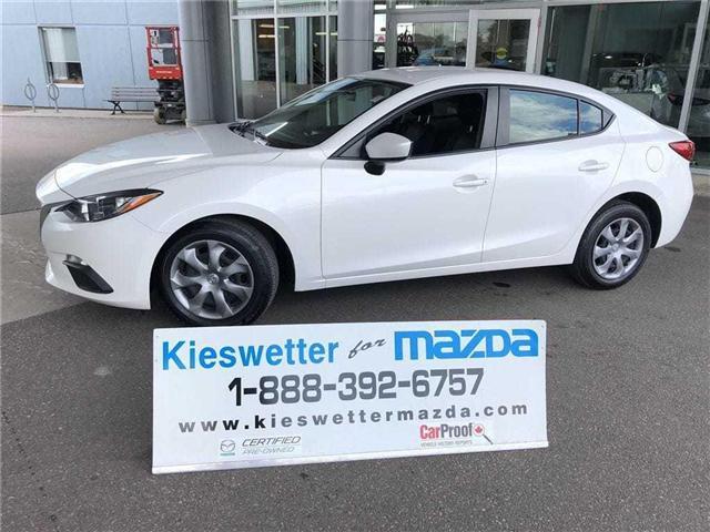 2015 Mazda Mazda3 GX (Stk: U3666) in Kitchener - Image 1 of 29