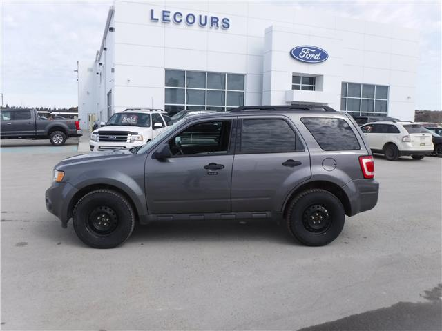 2011 Ford Escape XLT Automatic (Stk: U-3820) in Kapuskasing - Image 3 of 11