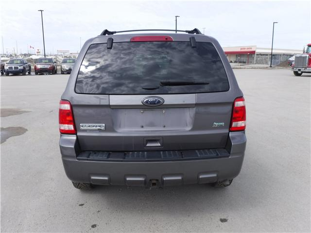 2011 Ford Escape XLT Automatic (Stk: U-3820) in Kapuskasing - Image 4 of 11