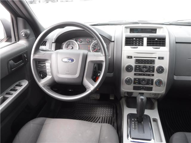 2011 Ford Escape XLT Automatic (Stk: U-3820) in Kapuskasing - Image 9 of 11
