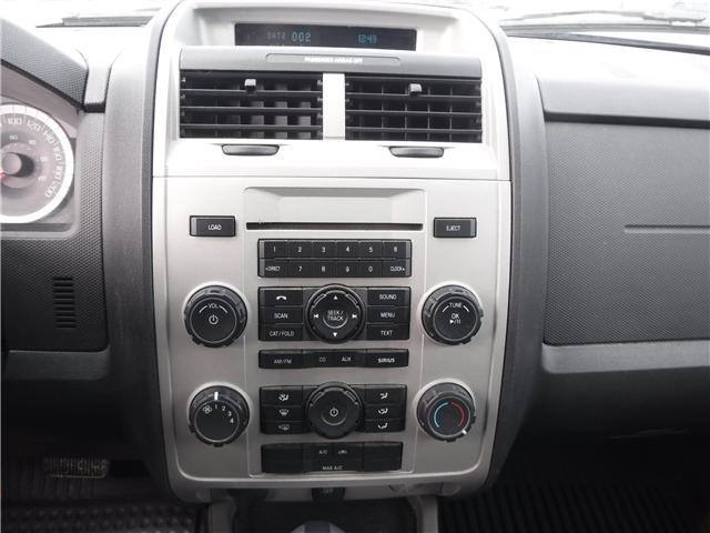 2011 Ford Escape XLT Automatic (Stk: U-3820) in Kapuskasing - Image 10 of 11